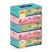 春風 皇室典藏盒裝面紙200抽x5盒x10串