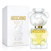 Moschino 熊芯未泯2女性淡香精(50ml)【ZZshopping購物網】