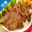巧活台式香蒜帶骨豬排330G/包【愛買冷凍】