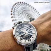 BOMBERG 炸彈錶 FIXED 1968 MEN 計時手錶-45mm RS45CHSS.75.3