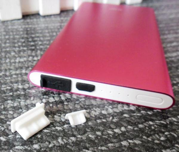 快速出貨 《USB + 充電孔 》防塵塞 USB Micro 2件組 充電孔 三星 HTC