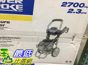 [COSCO代購] C589607 POWER STROKE GAS PRESSURE WASHER 高壓清洗機