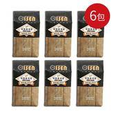 【Aisen Coffee】精選曼特寧227g半磅咖啡豆x6包(中烘焙)