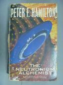 【書寶二手書T9/原文小說_LEF】The Neutronium Alchemist_Peter F. Hamilton
