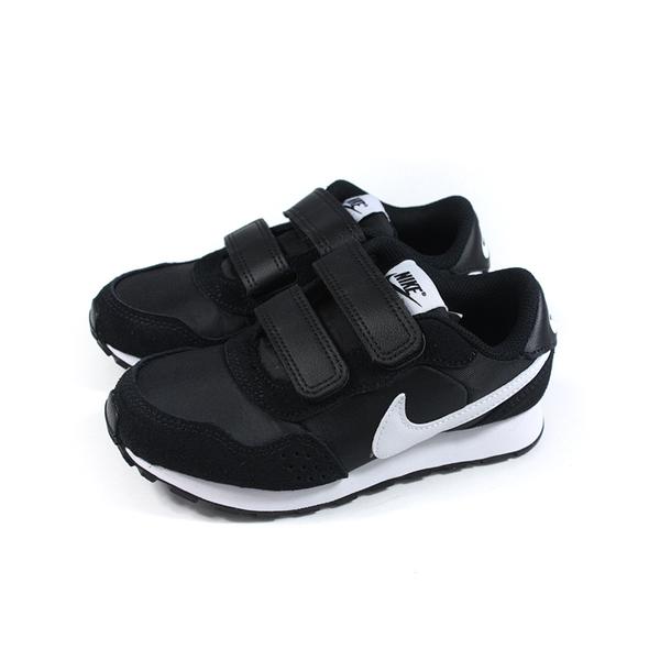 NIKE MD VALIANT 運動鞋 魔鬼氈 黑色 中童 童鞋 CN8559-002 no035