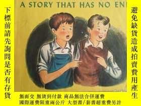 二手書博民逛書店英文原版:A罕見STORY THAT HAS NO END(32