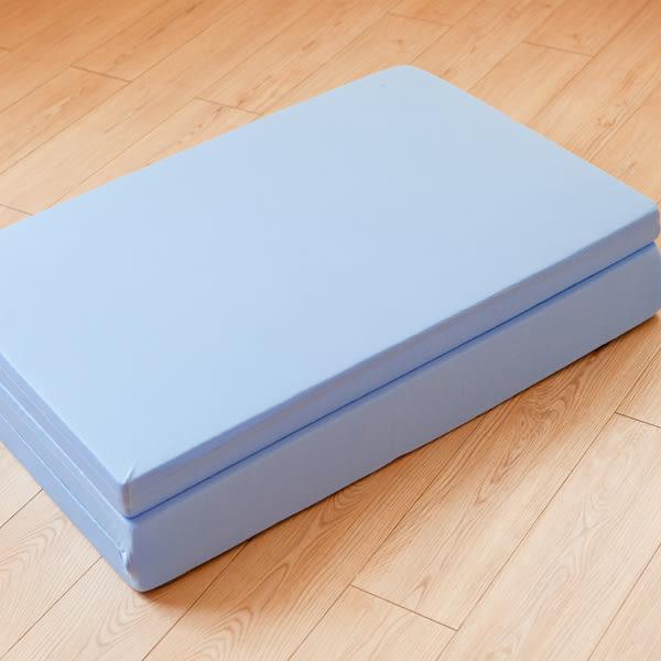【Jenny Silk名床】3M環保透氣.蜂巢式超硬床墊.加大單人.全程臺灣製造