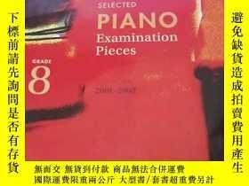 二手書博民逛書店selected罕見piano examination piec
