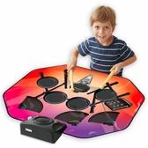 幼兒童男孩早教爵士架子鼓音樂毯樂器寶寶打鼓玩具禮物初學者入門 YYJ 快速出貨