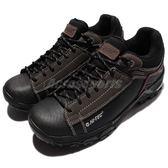 HI-TEC Trail OX Low Chukka I WP 拓荒者 咖啡 黑 男鞋 戶外運動鞋 重機 生存遊戲 【PUMP306】 O005706041