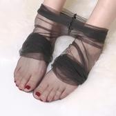 藝術品級超薄絲襪女薄款一線襠全透明隱形無痕腳尖性感連褲襪情趣