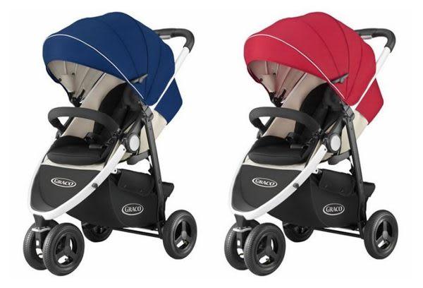 Graco 單向豪華型嬰幼兒手推車CITITREK(共2色)