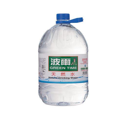 金車波爾天然水6000ml【愛買】