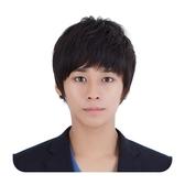 整頂假髮(真髮絲)-簡單大方短髮自然男假髮2色73vb15【時尚巴黎】