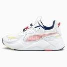 PUMA RS-X Decor8 男鞋 女鞋 休閒 復古 經典 緩震 白 紅 藍【運動世界】38057301
