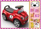 *粉粉寶貝玩具*最新款mini cooper助步車.腳行車滑行車-經典賽車造型助步車