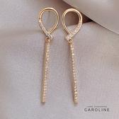 《Caroline》純淨,清爽,獨特流行時尚耳環72046