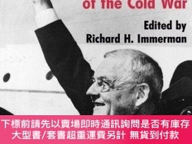 二手書博民逛書店John罕見Foster Dulles And The Diplomacy Of The Cold WarY2
