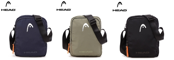 HEAD 海德 簡約時尚單肩包