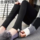 *桐心媽咪.孕婦裝*【CK0146】修身塑型 .喵咪貼圖超彈內搭褲-3色