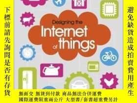 二手書博民逛書店Designing罕見The Internet Of ThingsY464532 Adrian Mcewen;