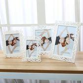 相框歐式現代簡約相框擺台7寸兒童照片框創意畫框相片框  走心小賣場