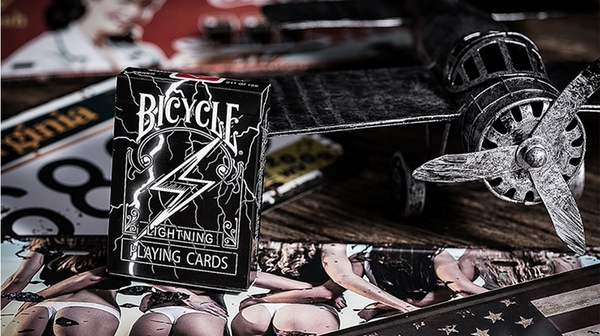 【USPCC撲克】Bicycle Lightning Playing Cards