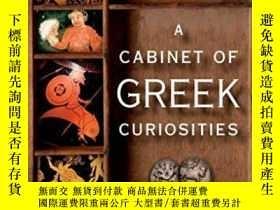 二手書博民逛書店A罕見Cabinet Of Greek CuriositiesY256260 Mckeown, J. C. O