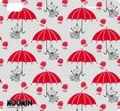 【MOOMIN】05小紅傘(白)- 皮套