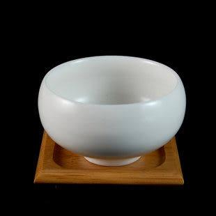 陶瓷定窯結晶釉茶杯
