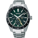 SEIKO精工 Presage 新銳系列 Tokiwa 常盤 GMT機械腕錶 SPB219J1(6R64-00C0G)