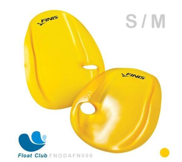 FINIS - 新型無繩式手槳 - 游泳訓練划手板 - S(手掌圍17.5cm以下)/M(手掌圍17.5-20cm)