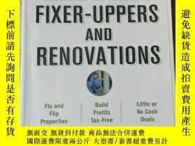 二手書博民逛書店Make罕見Money with Fixer-Uppers an