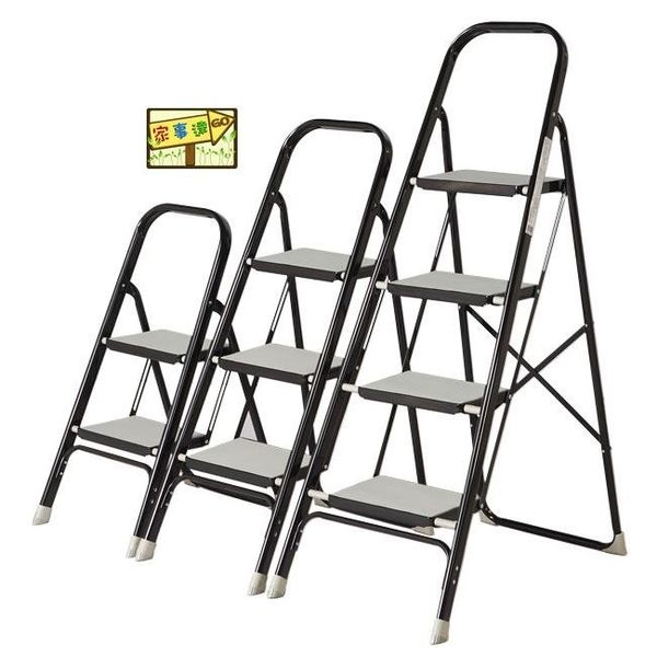 [家事達]MIT巧登欣 CTH-ST-4 豪華梯 -4階 特價 洗車梯  工作梯 手扶梯