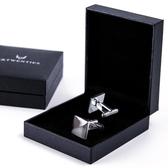 命運陀螺 歐美法式袖扣袖釘男襯衫袖口釘實用禮物禮盒簡約銀色扣
