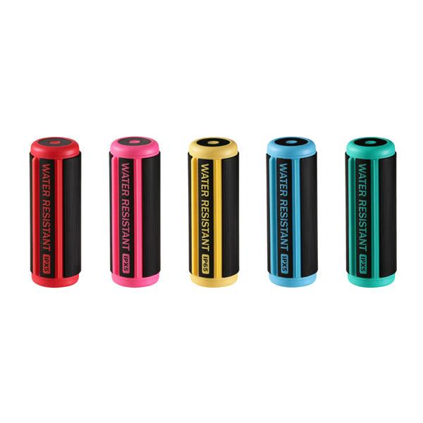 經典數位~Auluxe X5 運動/室內 藍牙無線喇叭 防水防塵 抗UV 免持接聽 便攜都會輕運動喇叭~5色