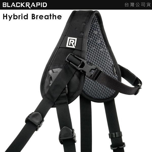 EGE 一番購】BlackRapid 新版呼吸快攝手【Hybrid Breathe】單肩人字快速相機背帶【公司貨】