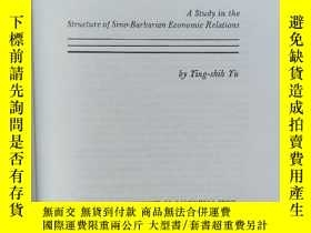 二手書博民逛書店Trade罕見and Expansion in Han China a Study in the Structur