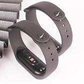 小米手環3/4/5腕帶nfc版表帶通用可愛卡通科比透氣款個性潮 宜品居家