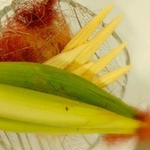 【綠安生活】產銷履歷帶殼紅鬚玉米筍1箱(7斤±5%/75-100支/箱)-嚴選新鮮食材