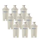 [送4L濾水壺] Brita 濾水壺專用圓形濾心/濾芯 (9入) (和舊款相容,效率更好可過濾151公升)