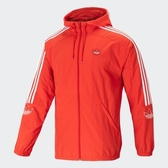 ISNEAKERS Adidas OUTLINE TRF WB FL1773 紅色 風衣 運動外套 男生