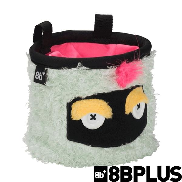 【8BPLUS】8b+ Chalk Bag 毛怪隨身置物袋『英格麗』101037 戶外 攀岩 束口袋 腰袋 岩粉袋 抱石束口袋
