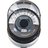 ◎相機專家◎ SEKONIC L-208 簡易型測光表 入射 反射 測光儀 亮度表 L208 公司貨