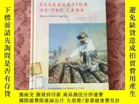 二手書博民逛書店DEGRADATION罕見OF THE LAND MaRK Ch