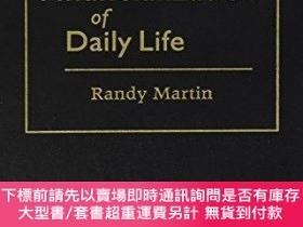 二手書博民逛書店Financialization罕見Of Daily LifeY255174 Randy Martin Tem