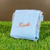 Karibu 凱俐寶 嬰兒用浴網 (粉/藍)