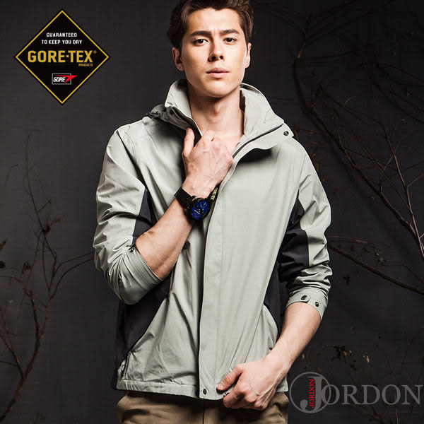 JORDON GORE-TEX+鵝絨+刷毛外套  配色三件組 1097T
