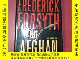 二手書博民逛書店the罕見afghanY8088 Frederick Forsy