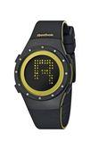 Reebok DROP RAD系列閃耀晶迷電子腕錶-金